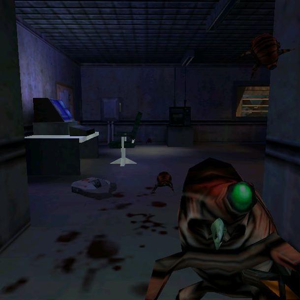 Half-Life Sierra On-Line Valve 1998 Windows Linux Macintosh