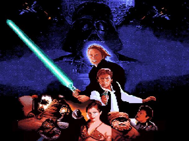 Super Star Wars Return Of The Jedi