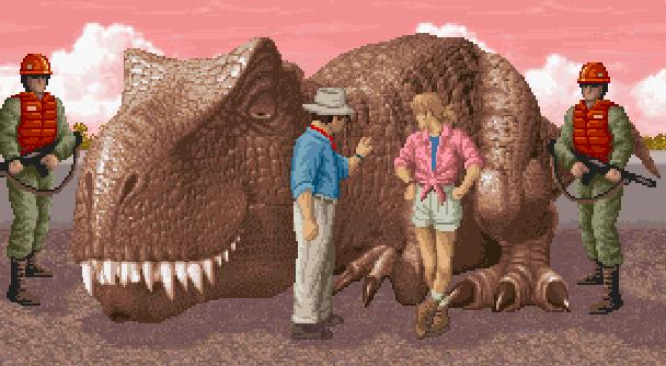 Cuando Los Dinosaurios Dominaban Playstation Parte 1 Todo se expresa mejor con un dinosaurio. cuando los dinosaurios dominaban